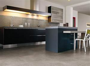Revêtement De Sol Intérieur : conseils pour choisir un rev tement de sol de cuisine ~ Premium-room.com Idées de Décoration