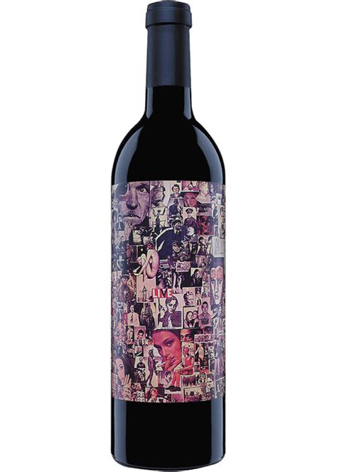 orin swift abstract red total wine