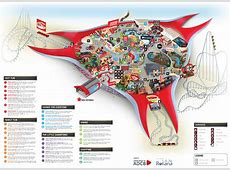 Dubai map for tourist pdf garden view landscape park overview ferrari world abu dhabi ferrari world gumiabroncs Gallery