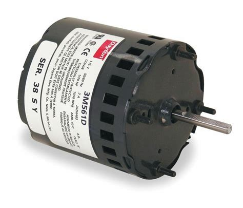Dayton Electric Motors by 1 70hp 1550rpm 115 Volt 3 3 Quot Diameter Dayton Electric