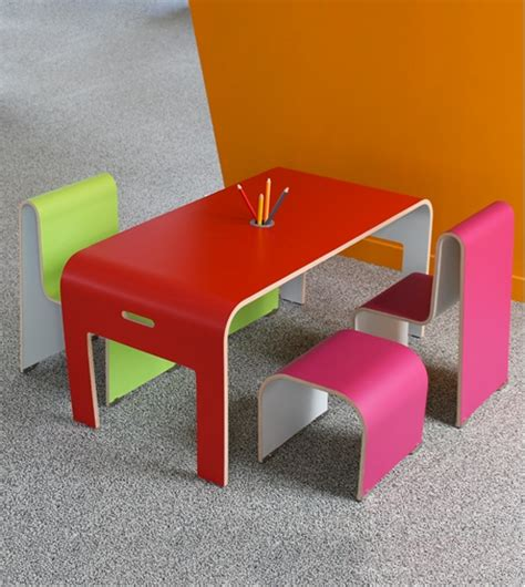 table et chaise pour enfants impression de l 39 article pack grande table chaises et