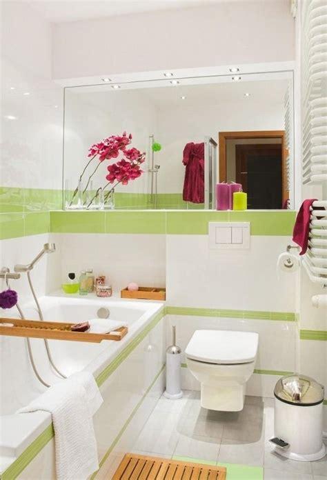 Kleines Badezimmer Streichen Ideen by Kleines Bad Einrichten Ideen Farben Wei 223 Gr 252 N Holz Akzente