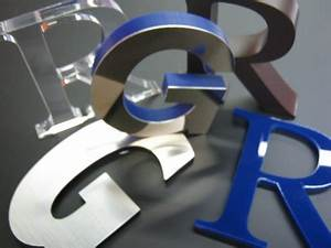 3d mounted letters and signs bugden signs With small acrylic letters