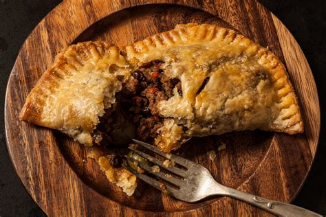 pies recipe savory picadillo meat pies recipe chowhound