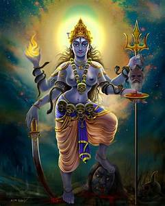 My Kali ritual tonight for the New Moon – Em's World