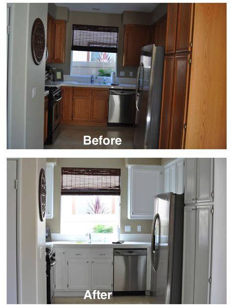 refinishing kitchen cabinets white the butcher the baker the project undertakers