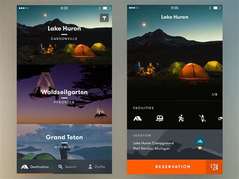20 creative travel app designs for your inspiration hongkiat