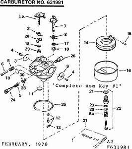 Craftsman 143296142 Lawn  U0026 Garden Engine Parts