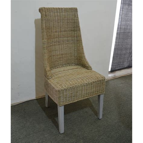 kubu rattan dining chairs collection best supplier and
