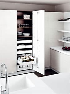 Colonne D Angle Cuisine : des rangements pour une cuisine fonctionnelle inspiration cuisine ~ Teatrodelosmanantiales.com Idées de Décoration