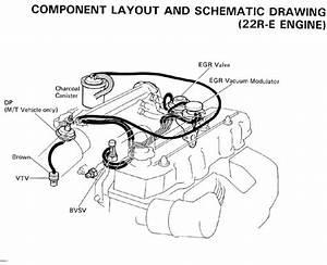 1987 Toyotum 4runner Sr5 22re Efi Wiring Diagram