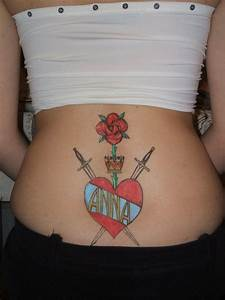 25 Lower Back Tattoos That Will Make You Look Hotter - The ...