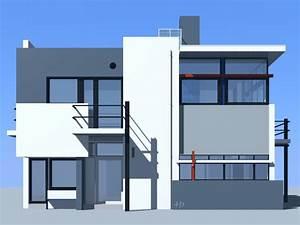 facade maison moderne chaioscom With plan facade maison moderne