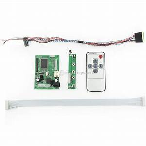2019 Hdmi Lcd Display Driver Controller Board 7 7inch 1280 800 Ips N070icg Ld1  Ld4 Touch Panel