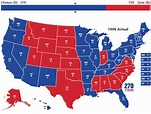 Presidential Election of 1996
