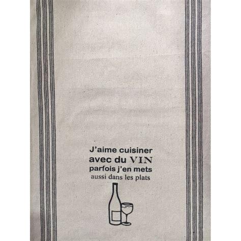 cuisiner du chevreau dish towel j 39 aime cuisiner avec du vin