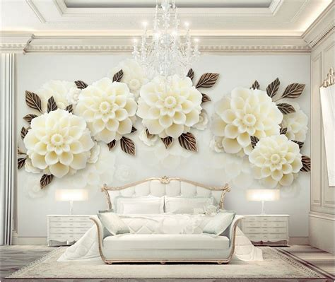 2,042 hydrangea wall products are offered for sale by suppliers on alibaba.com, of which decorative flowers & wreaths accounts for 51%, artificial plant accounts for 2%, and other home decor accounts. Hydrangea Floral Wallpaper Mural | Rose gold decor, Wall ...