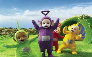 Teletubbies New Baby Series