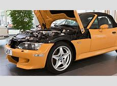 This is a V12powered BMW Z3 Top Gear