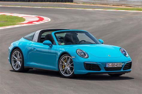 2018 Porsche 911 Targa 4s Review First Drive Motoring