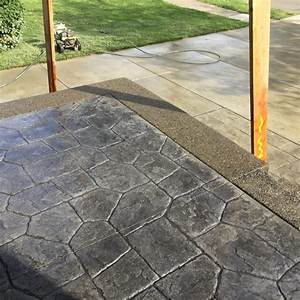 Concrete Driveways  U2013 Stamped Concrete  U2013 Landscape