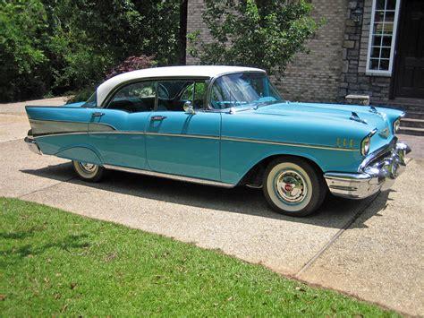 1957 Chevy Bel Air 4 Door Hard Top