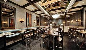 Main Dining Room In New York Sotto 13