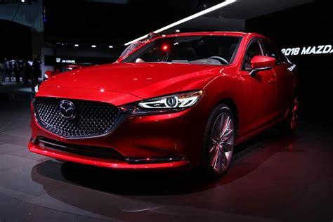 2018 Mazda6, 2018 Mazda Cx-5, Mazda Vision Concept