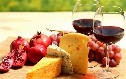 Wine Cheese Wallpapers Desktop Vino Wines Zastavki