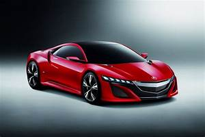 Moderne Autos : acura nsx concept is a hybrid supercar photos and details ~ Gottalentnigeria.com Avis de Voitures