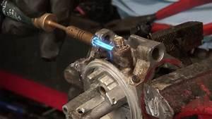 Lawnmower Leaking Gas  Briggs And Stratton Carburetor Fuel