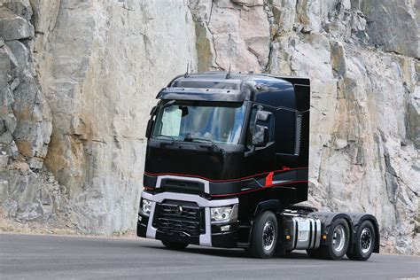 renault trucks truckers rejoice this is the renault t high edition