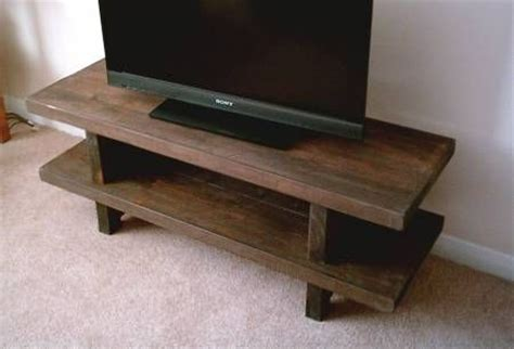 rustic corner tv stand plans woodworking projects plans