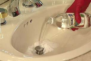 simple at home remedies for clogged sinks