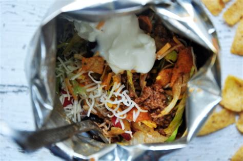 walking tacos recipe genius kitchen