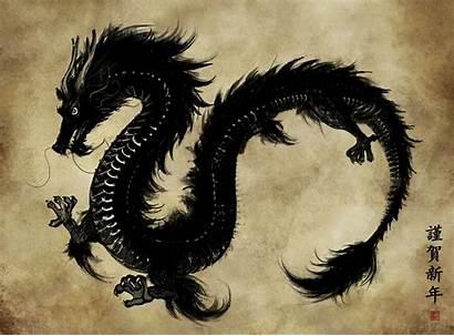 Dragon Japanese Wallpapers Desktop