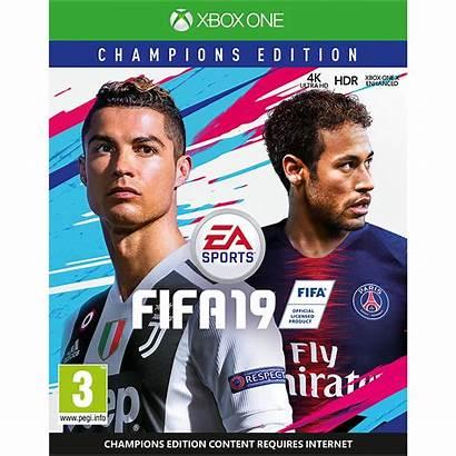 Fifa Xbox Edition Champions
