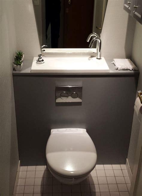 wc suspendu avec vasque galerie wici bati