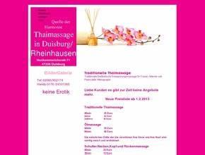 Massage In Duisburg : quelle der harmonie thaimassage in duisburg rheinhausen ~ Eleganceandgraceweddings.com Haus und Dekorationen