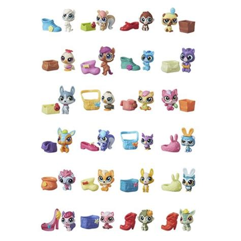 lps blind bags littlest pet shop bags and shoes blind bag hasbro