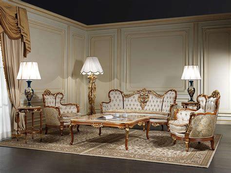 living room xix   italy vimercati classic furniture