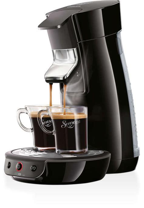 Promo Cafetiere Senseo Viva Caf 233 Kaffeepadmaschine Hd7825 60 Senseo 174