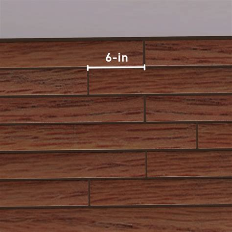 Not Staggering Laminate Flooring by How To Install An Engineered Hardwood Floor