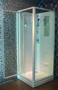 Cabine De Douche 80x80 : cabine de douche 80x80 cm ce qu il faut savoir guide ~ Edinachiropracticcenter.com Idées de Décoration