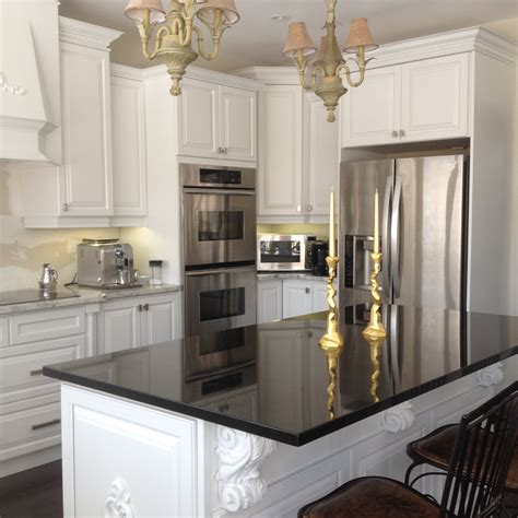Spray Painted Kitchen Cabinets Done In Sherwin Williams
