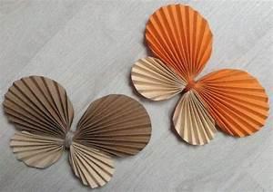 Papillon Papier De Soie : diy papillon en papier l 39 apprenti professeur ~ Zukunftsfamilie.com Idées de Décoration