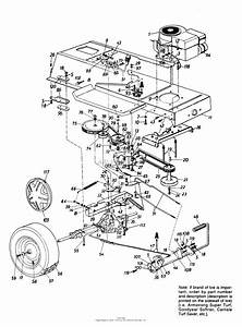 Mtd 133e667f702  1250661   1993  Parts Diagram For Engine
