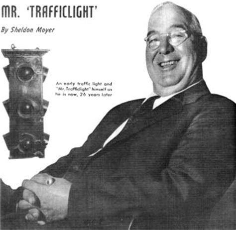 who invented the stop light motor news automobile club of michigan march 1947 mr