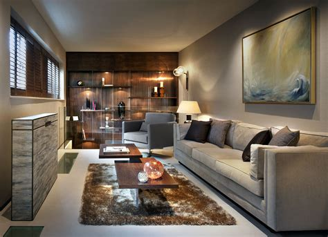 how to arrange furniture in a long living room with