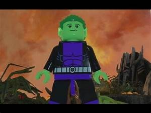 LEGO Batman 3 - Beast Boy Free Roam Gameplay ...